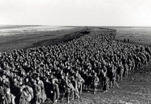 Fakta om Auschwitz - krigsfångar på väg till koncentrationsläger
