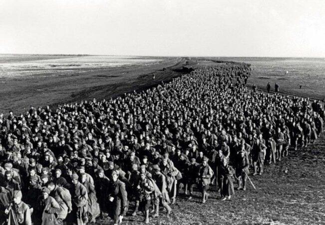 Sovjetiska Krigsfångar