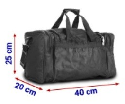 boka 20 kg väska ryanair