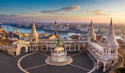 Budapest-Fishermans