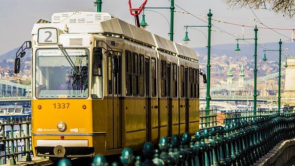 Budapest-Spårvagn