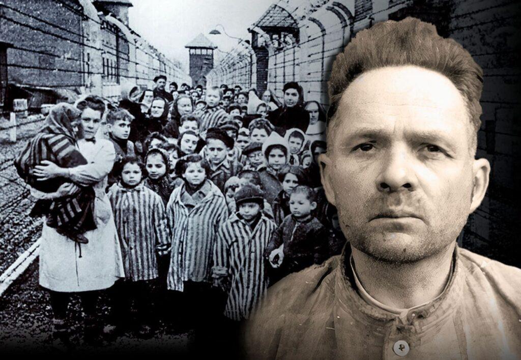 Kommandant i Auschwitz Rudolf Höss